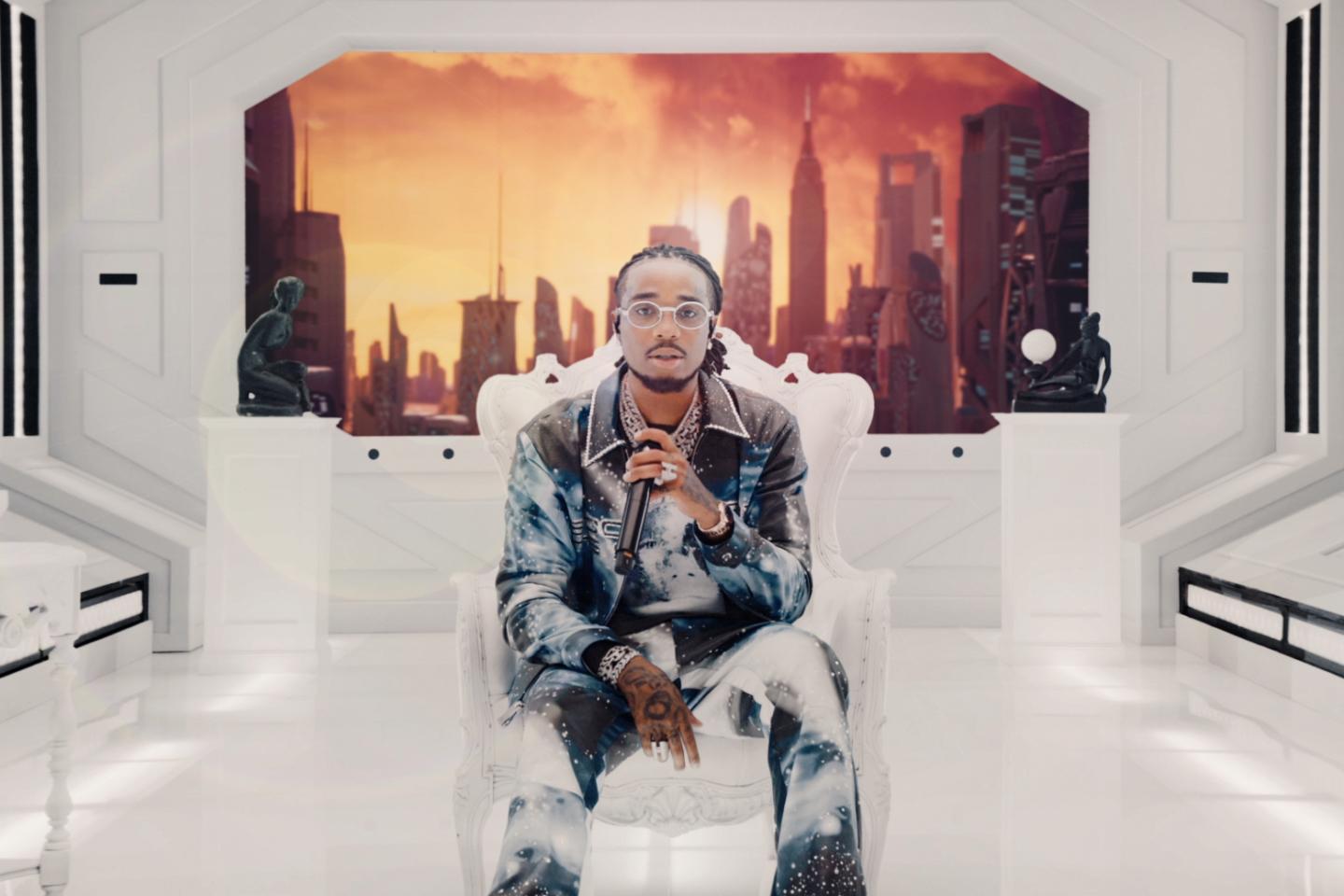 BET AWARDS 2020 – POP SMOKE feat QUAVO